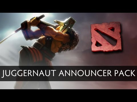 Juggernaut Announcer Pack Preview