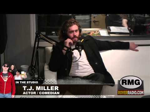 Comedian/Actor T.J. Miller - Full interview