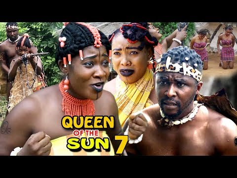 Queen Of The Sun Season 7 - New Movie | 2018 Latest Nigerian Nollywood Movie full HD | 1080p