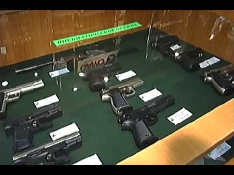 В России могут легализовать короткоствольное боевое оружие