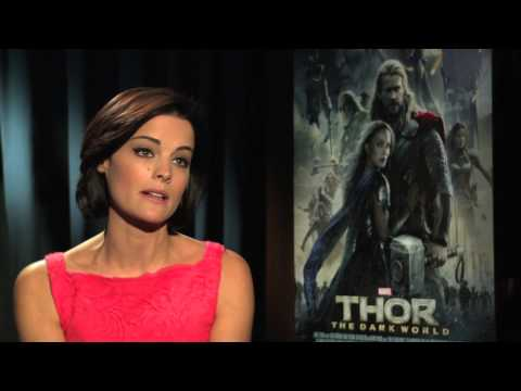 Jaimie Alexander - Jaimie Alexander returns as Sif in THOR: THE DARK WORLD, but she's not satisfied just being on Thor's team. The Texas-native tells CineMovie she's looking to...