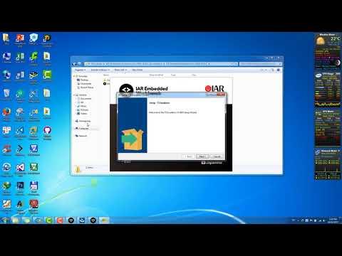 download IAR Embedded Workbench for ARM v8 20 1