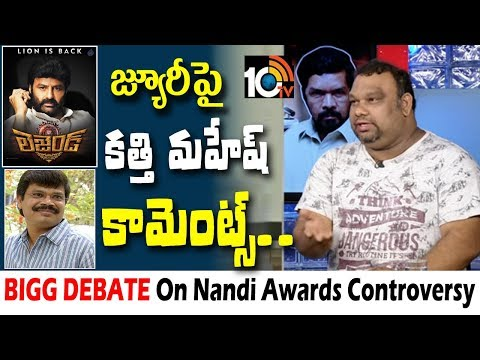 Debate on #Posani Krishna Murali Comments on Nandi Awards