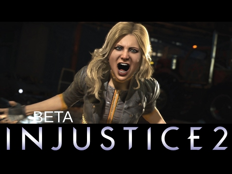 Injustice 2 Beta! [Learning Black Canary] [Swamp Thing Discussion] (AM Stream Archive 4/13/17) (видео)