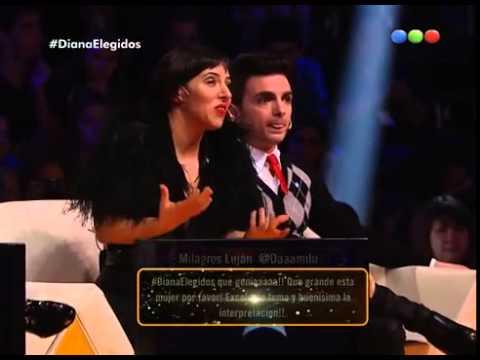 Diana Amarilla canta Malo en los Duelos de Elegidos #Elegidos
