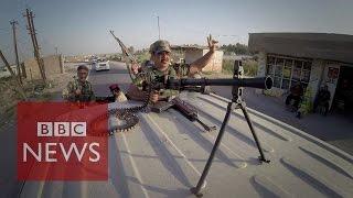 Iraq: Islamic State's Advance On Baghdad Halted - BBC News