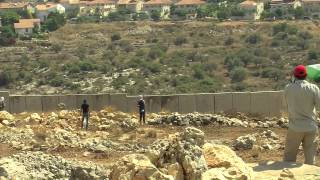 Village Of Ni'lin West Bank,13.09.2013, Weekly Protest Against The Wall And The Occupation