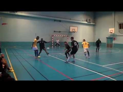 Diamant Futsal Top 60 - Buts de la saison 2014-2015