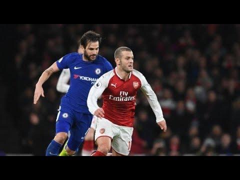 Arsenal 2-2 Chelsea. All goals, Highlights. 03/01/2018 HD!
