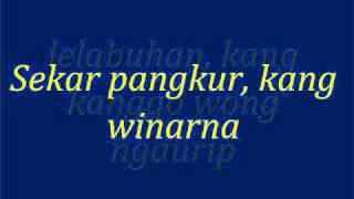 Download Lagu Sekar Macapat Pangkur PL. 6.wmv Mp3
