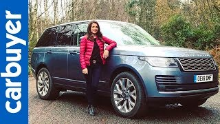 Range Rover Plug-in Hybrid SUV 2019 in-depth review - Carbuyer by Carbuyer