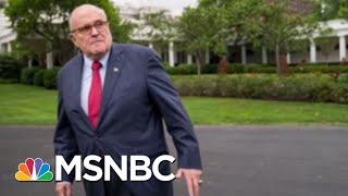 Joe: Rudy Giuliani Made President Donald Trump Look Foolish | Morning Joe | MSNBC