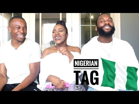 NIGERIAN TAG ft. Chinedu & Malik
