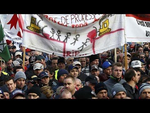 Ελβετία: Χιλιάδες αγρότες διαδήλωσαν στη Βέρνη
