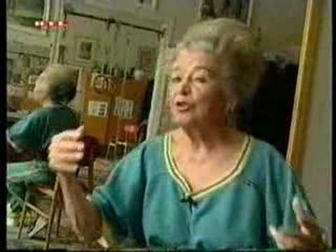 80 év felett - Etka anyó