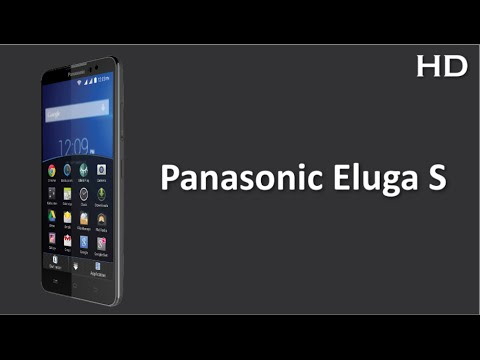 Panasonic Eluga S come with 1.4 GHz True Octa Core Processor, 1GB RAM, 2100mAH Battery, Android 4.4