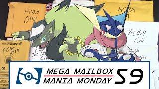 Pokémon Cards - Mega Mailbox Mania Monday #59! by The Pokémon Evolutionaries