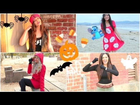 Costumes - Join my virtual Halloween Party October 31st at 2:00pm PST!!! Here's the link!: http://twitcam.livestream.com/user/macbarbie07 XOXO, Bethany Here's my links!...