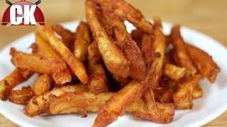 How to Make Seasoned Fries