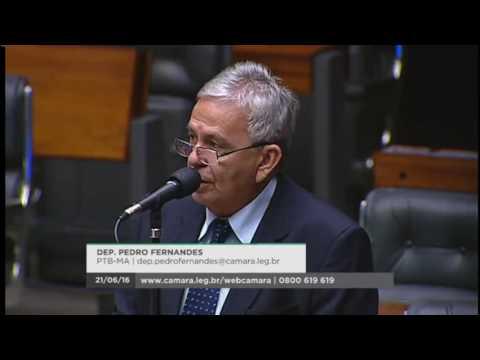 Deputado Pedro Fernandes - Homenageia Itaipava do Grajaú /MA