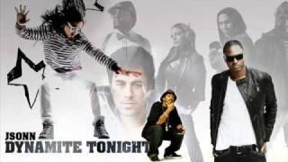 Taio Cruz ft. Enrique Iglesias, BEP & Steve Aoki - Dynamite Tonight (JSONN Remix)