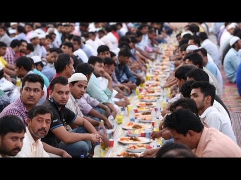 Dozens of patients have been hospitalised every day in Oman for overeating at Iftar during the Holy Month of Ramadan, medics in Muscat said.