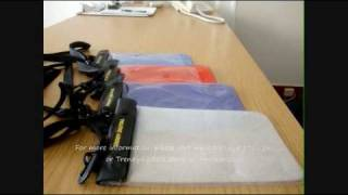 Demo of  the WaterGuard Plus Waterproof Case for Kindle 3