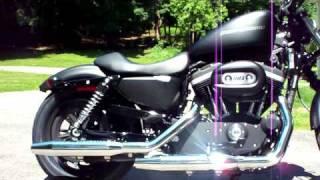 9. 09 Harley Davidson Sportster Iron 883 [HD]