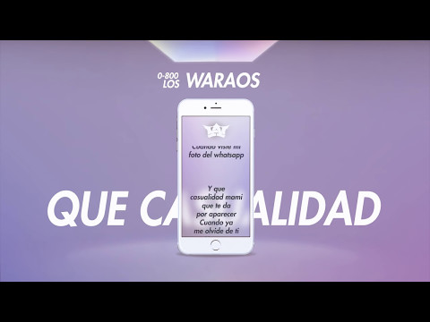 Que Casualidad (HotlineBling Version) - Los Waraos (Video)