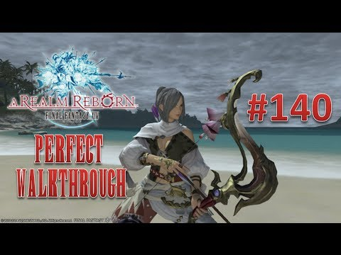 Final Fantasy XIV A Realm Reborn Perfect Walkthrough Part 140 – Becoming a Bard & Quests