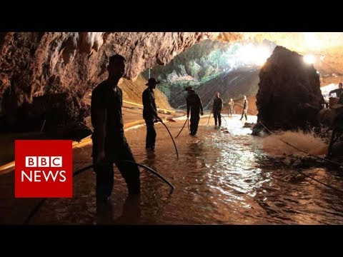 Thailand Cave rescue: What we know so far - BBC News