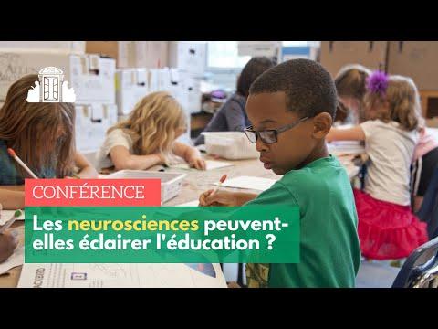 Les neurosciences peuvent-elles éclairer l'éducation? - Franck Ramus