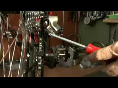 derailleur - How to Adjust a Rear Derailleur : As part of http://www.performancebike.com How To video series, this video will point the steps for proper rear derailleur a...