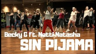 Video Becky G & Natti Natasha- SIN PIJAMA-Zumba®️ MP3, 3GP, MP4, WEBM, AVI, FLV November 2018