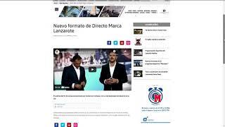 Lo + visto y lo + leído en Radio Marca Lanzarote