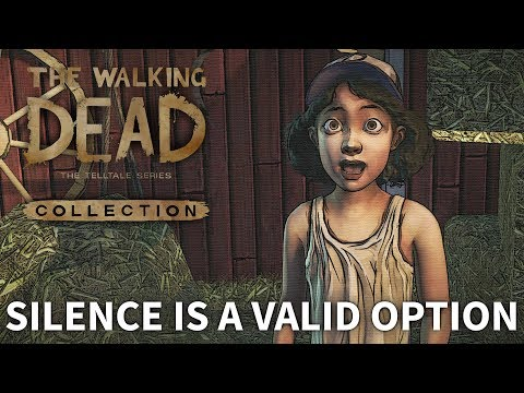 The Walking Dead Collection Season 1 Episode 1 - Do Nothing - All Silent Responses HD