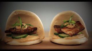 Pork Belly Steamed Bun Strangewich by Tastemade