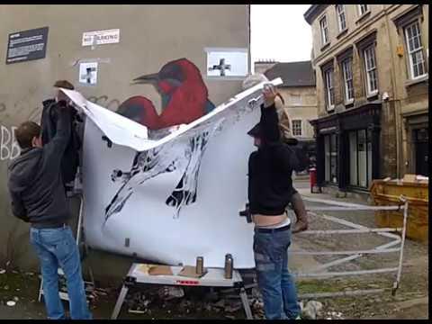 Video: SNIK ARTS – Winged Fire