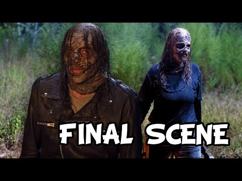 The Walking Dead Season 10 'Alpha's Final Scene & Negan's Gift To Carol' Explained