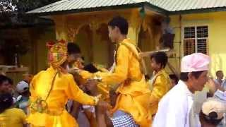 Pyay Myanmar  City new picture : Celebration on the road to Pyay, Myanmar