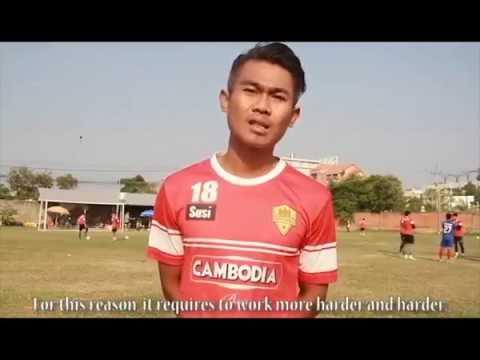 កីឡាករខ្សែបំម្រើ កែវ សុផល ចូលរួមជាមួយ Soltilo Angkor FC