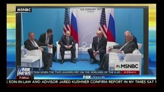 MSNBC's Matthews Fixates On 'Manspreading ' - Putin Vs Pres Trump - Fox & Friends...
