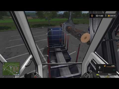 FS17 Volvo forest v1.4.4