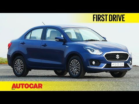 Video Maruti Dzire | First Drive | Autocar India download in MP3, 3GP, MP4, WEBM, AVI, FLV January 2017