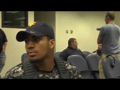 Shaquille Riddick Interview 10/14/2014 video.