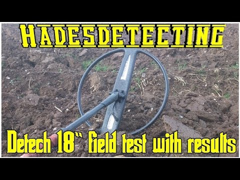 Field testing the 18
