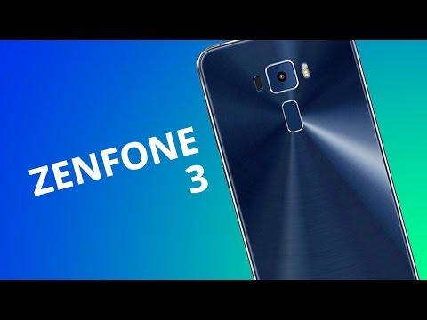 ASUS Zenfone 3 [Análise/Review]