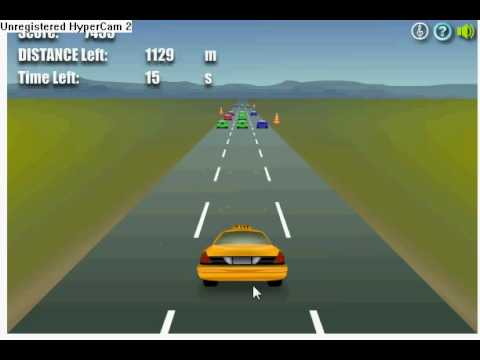 Rocker5902 Plays Taxi Rush (Mostfungames.com)