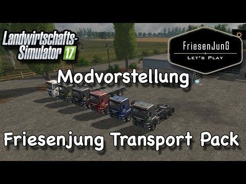 Friesenjung Transport Pack v1.1.0.0