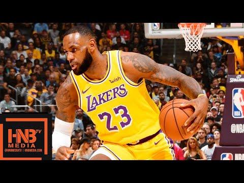 Los Angeles Lakers vs Houston Rockets Full Game Highlights | 10.20.2018, NBA Season_A héten feltöltött legjobb sport videók